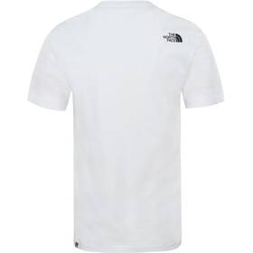 The North Face Walls Are For Climbing S/S Tee Herr tnf white